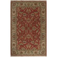 "Ashara Agra Red 2' 6""x12' Runner"