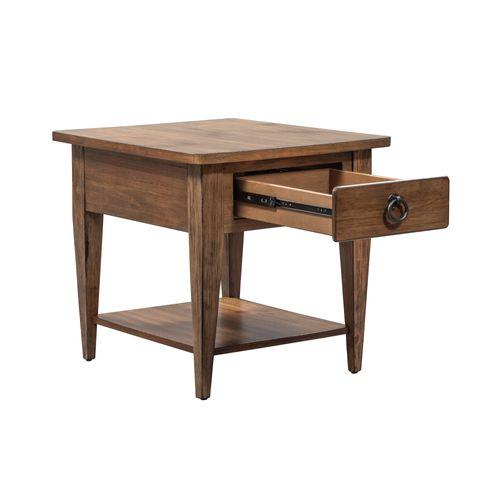 Liberty Furniture Industries - 1 Drawer End Table