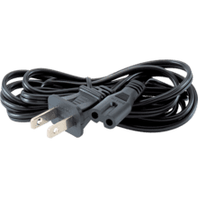 6 Foot Replacement Power Cord