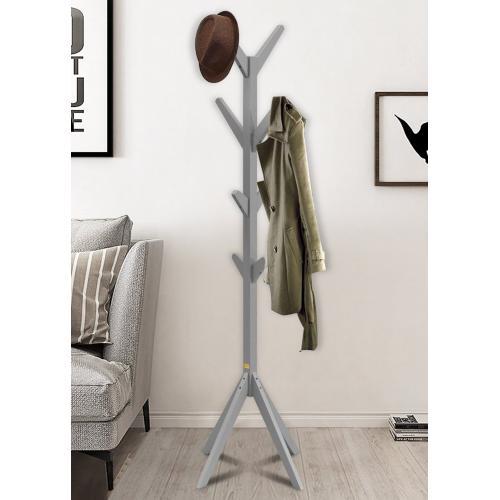 Zayn Coat Rack in Grey