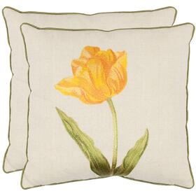Meadow Pillow - Gold