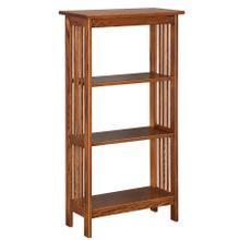 See Details - Mission Bookshelf - 2' W x 4' H