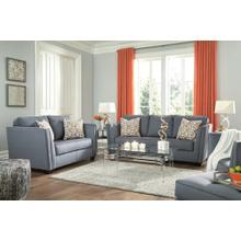 Filone Steel 3pc Living Room Group