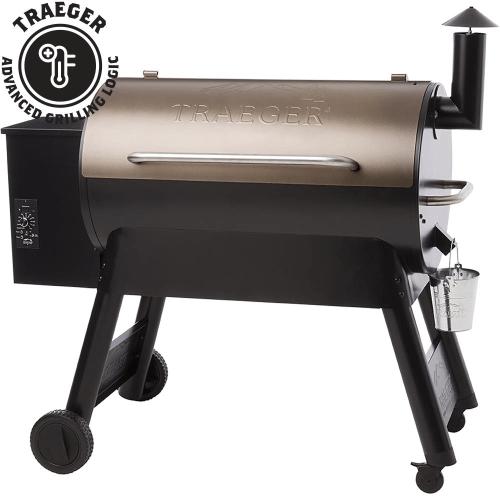 Pro Series 34 Grill - Bronze