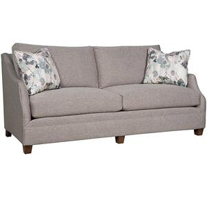 King Hickory - Brandy Sofa