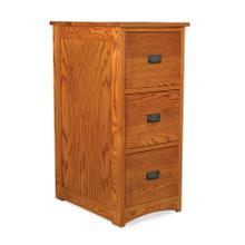 Prairie Mission File Cabinet, 3-Drawer