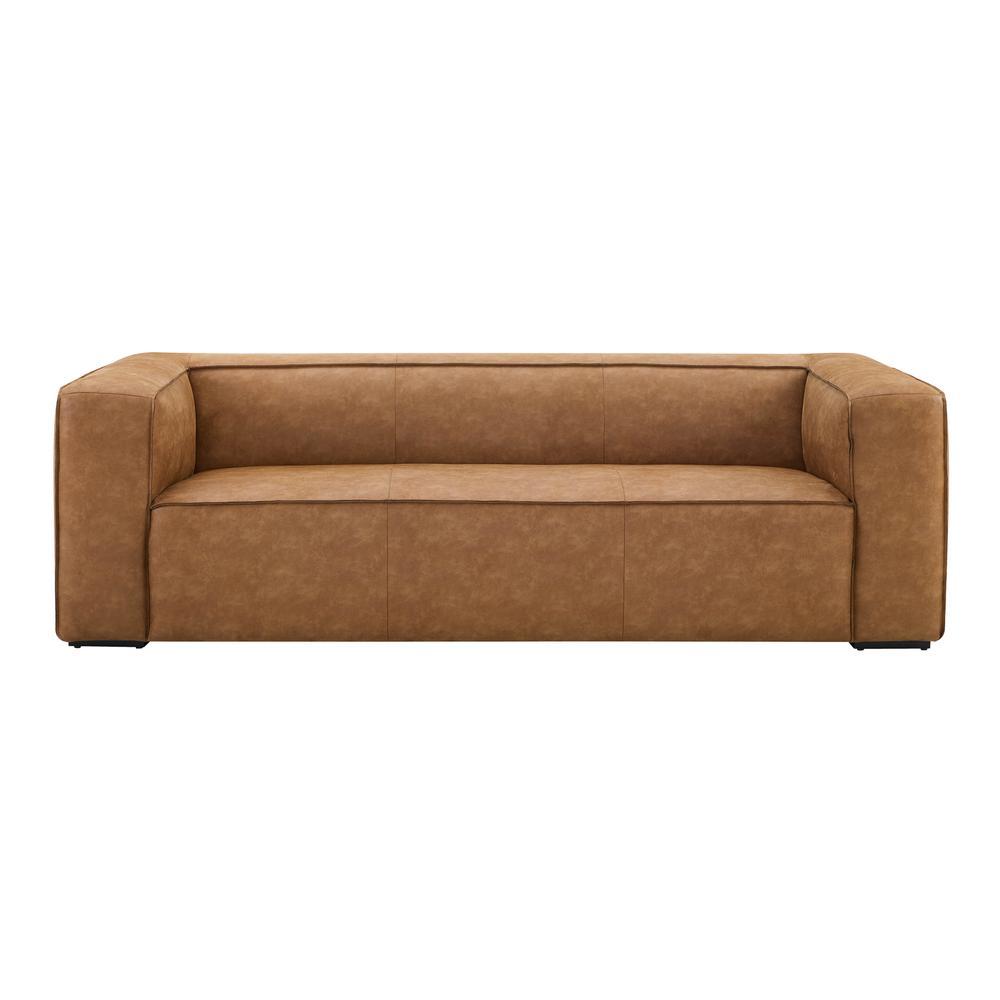Aurora Brown Sofa