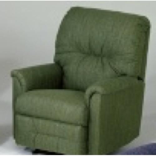 Hughes Furniture - 100 Rocker Recliner