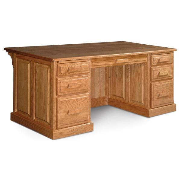 "See Details - Classic Executive Desk, Large - 72""w x 36""d x 31""h"