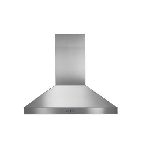 Gallery - 42-inch Island Range Hood, External Blower, Stainless Steel (IPP9 Series)