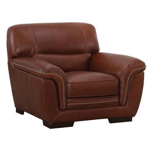 Luke Leather - Beckett Chair