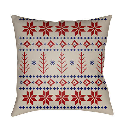 "FAIR ISLE III PLAID-014 20"" x 20"""