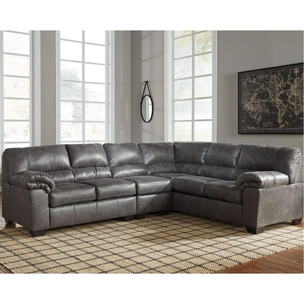 Signature Design By Ashley - Bladen 3-piece Sectional