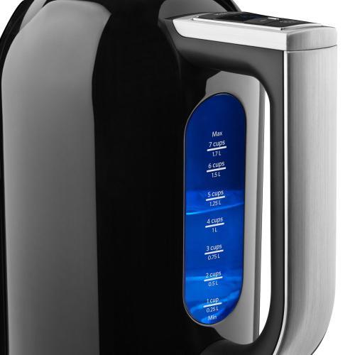 Gallery - 1.7 L Electric Kettle - Onyx Black