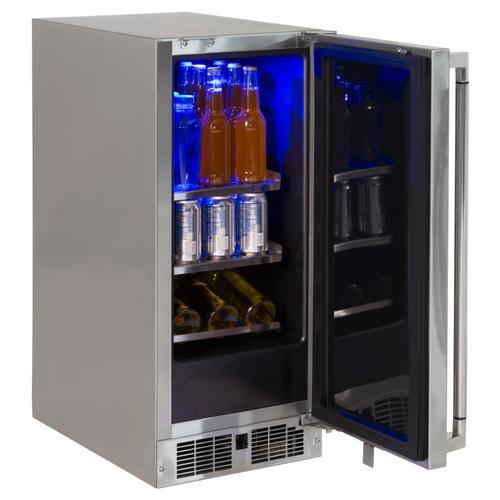"""Lynx - 15"""" Refrigerator, Right Hinge"""