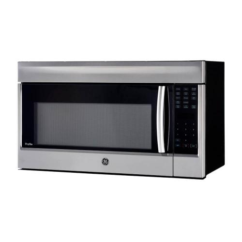 GE Profile 1.8 Cu. Ft. SpaceMaker Over-the-Range Microwave Oven