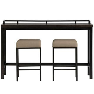 Irwin Console with Stools