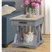 AMERICANA MODERN - DOVE End Table Product Image
