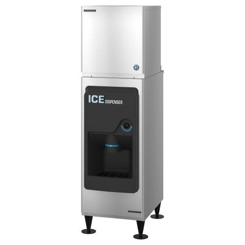 KMD-410MWJ, Crescent Cuber Icemaker, Water-cooled