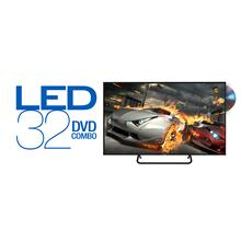 "Apex LED32E5 32"" HDTV DVD COMBO"