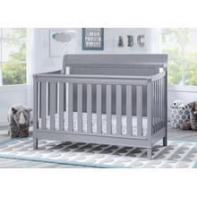 New Haven 4-in-1 Crib (Grey) - Grey (026) / 021