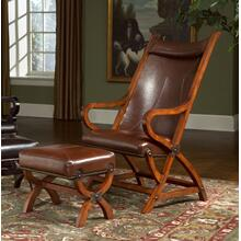 Hunter Chair and Ottoman