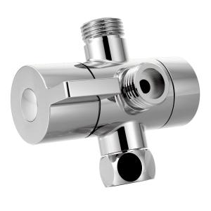 Moen chrome shower arm diverter Product Image