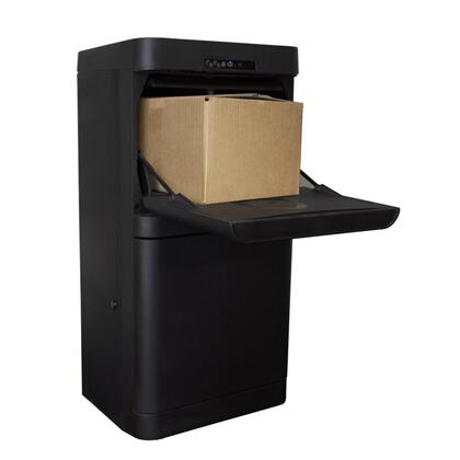 Parcel Guard: The Smart Mailbox (Black)