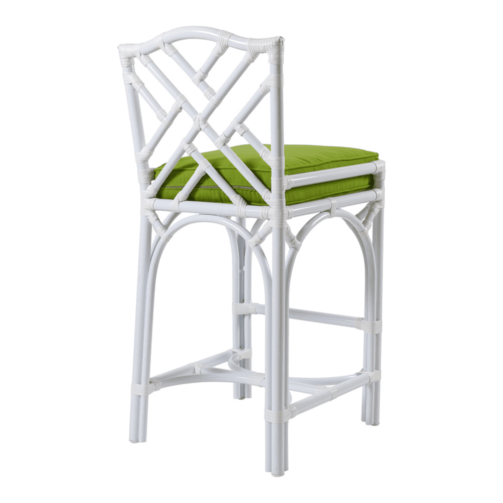 Chippendale Outdoor Stool