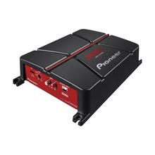 2-Channel - Class B, 500w Max Power - Bridgeable Amplifier