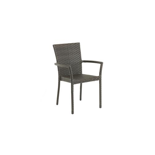 Ratana - Woodside Stacking Arm Chair