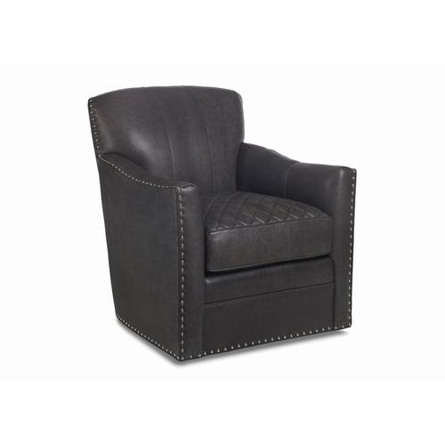 Parker Quilted Swivel Chair