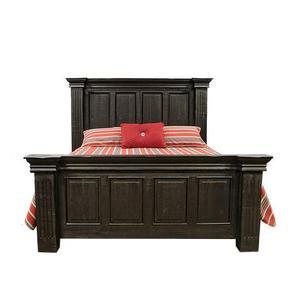 Terra Extra Dark King Bed