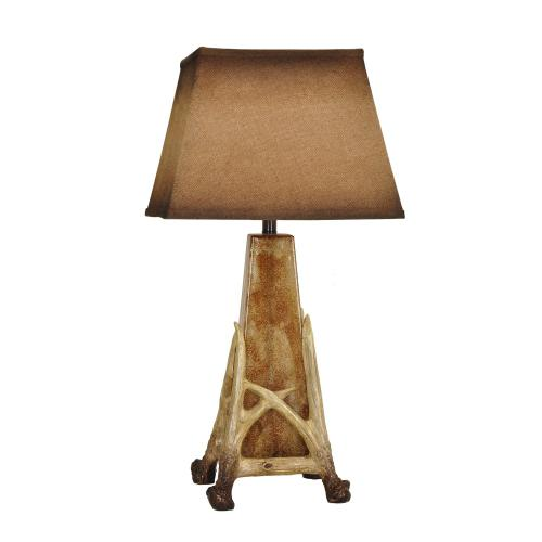 Crestview Collections - Antler Cage Table Lamp