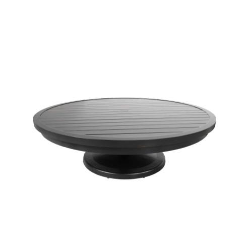 """Monaco 56"""" Round Pedestal Coffee Table"""
