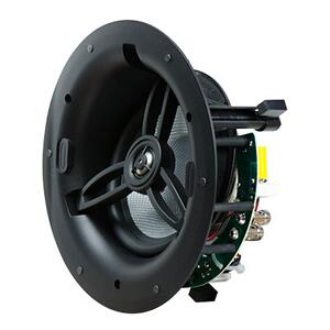 "NUVO Series Four 6.5"" Angled In-Ceiling Speakers"