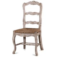 Provincial Dining Chair w/ Carving