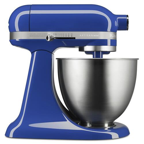 Artisan® Mini 3.5 Quart Tilt-Head Stand Mixer - Twilight Blue