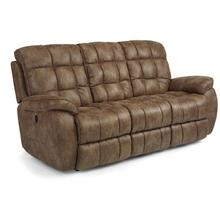 See Details - Nashua Power Reclining Sofa