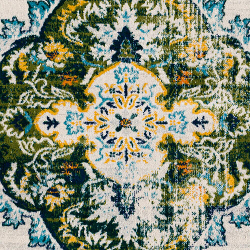 "Surya - Floransa FSA-2349 7'10"" x 10'"