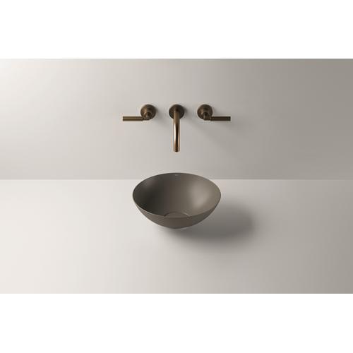 Dish basin, SB.Terra300, gravel matt