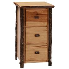 Three Drawer File Cabinet - Cinnamon