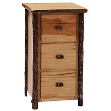 Three Drawer File Cabinet - Espresso