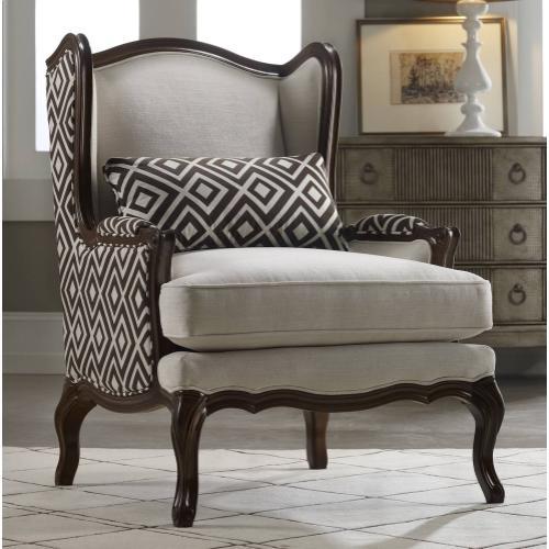 Sam Moore Furniture - Living Room Kelsea Wing Chair