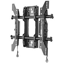Medium Fusion Micro-Adjustable Tilt Wall Mount, Single Stud