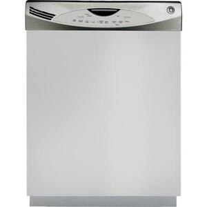 GE Canada - GE Built-In Stainless Steel Int. Tall Tub Dishwasher