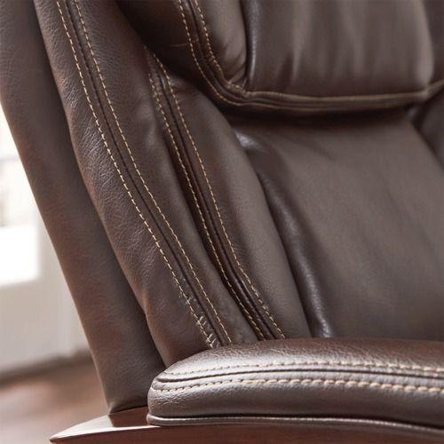 Bellamy Executive Office Chair, Brown