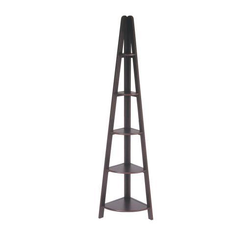 Corner Ladder Bookcase