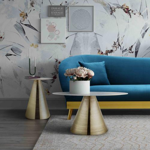 Product Image - Tempo Marble Side Table