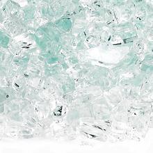 "See Details - 1/4"" Clear, 10 Lb. Jar Fire Glass"